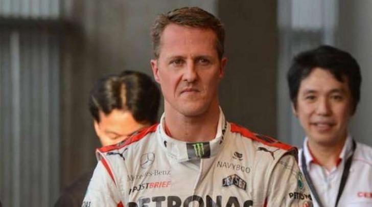 Michael Schumacher trasferito, passa in riabilitazione