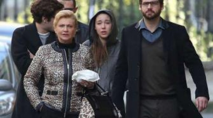 Tomaso Trussardi, Aurora Ramazzotti, Hunziker, Ineke