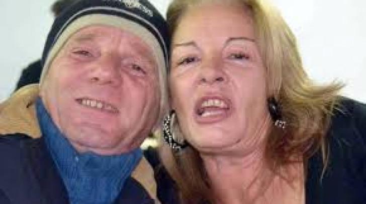 Joseph Martella e Daniela Marchi