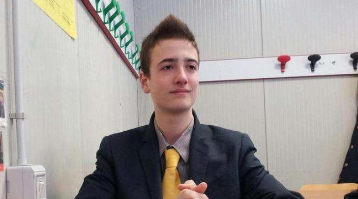 Andrea Sepi, 18enne morto durante una partita di calcetto