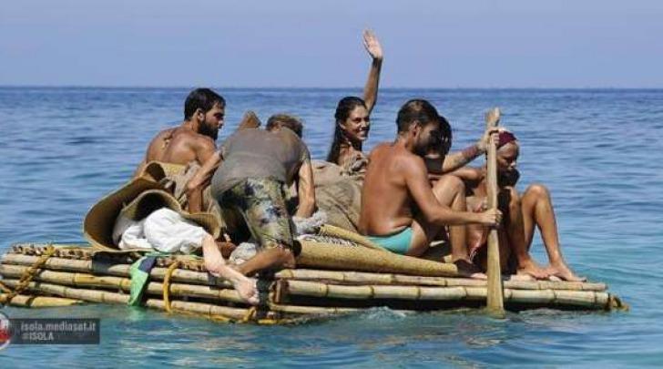 Isola dei Famosi, l'addio dei naufraghi