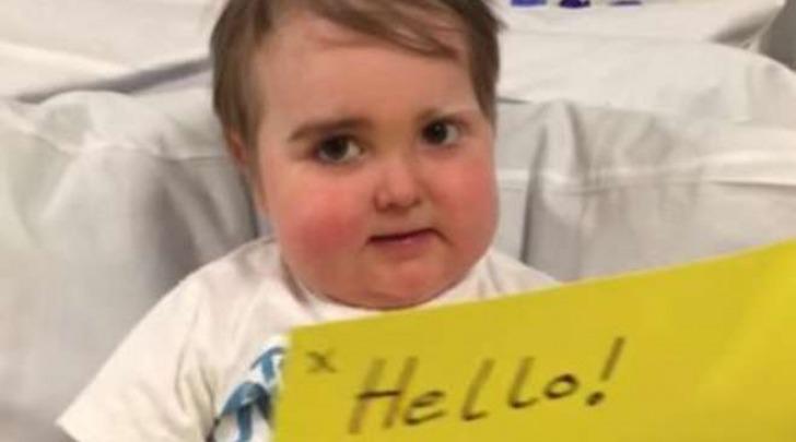 L'appello del piccolo Seth Lane