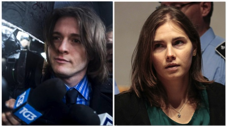 Raffaele Sollecito e Amanda Knox