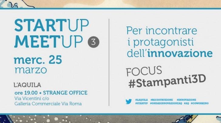StartUp MeetUp L'Aquila