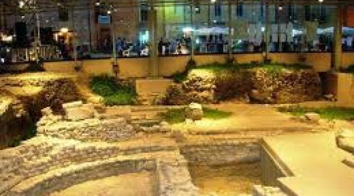 La domus romana di Piazza Sant'Anna