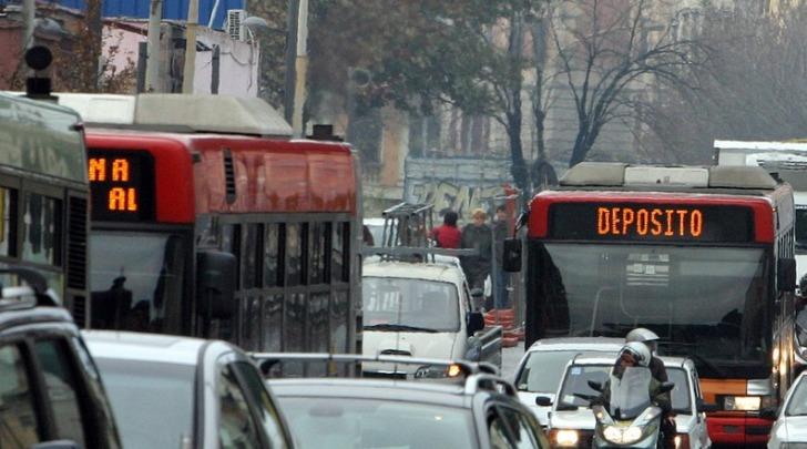 trasporto pubblico in Italia