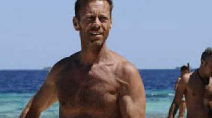 Rocco Siffredi nudo in diretta tv all'Isola dei Famosi