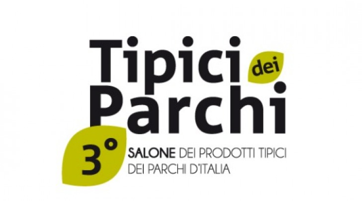 TIPICI DEI PARCHI, 3^ Salone di prodotti tipici dei parchi d'Italia