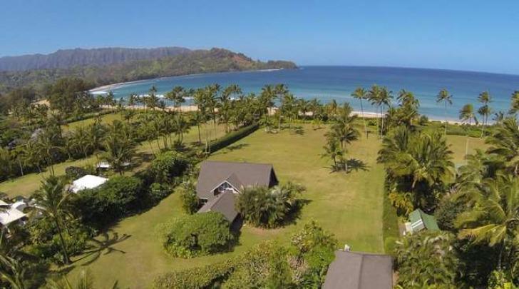 La villa alle Hawaii di Julia Roberts (Blog.Casa.it)