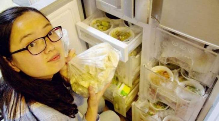 Zhao Mai e la sorpresa del marito (Metro)