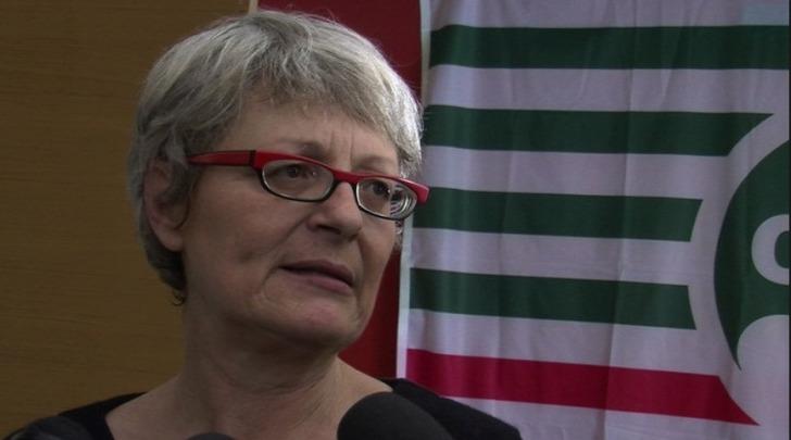 Annamaria Furlan, segretario generale della Cisl