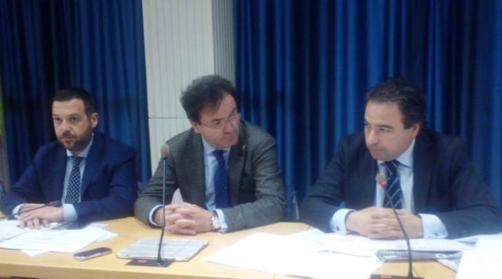 Foto conferenza stampa FI