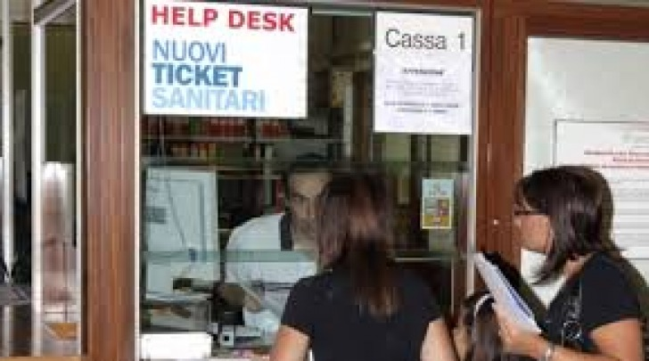 ticket sanitari