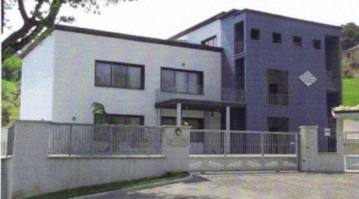 La Sala del regno dei Testimoni di Geova di Chieti