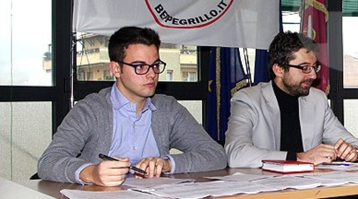 Manuel Anelli e Andrea Coletti