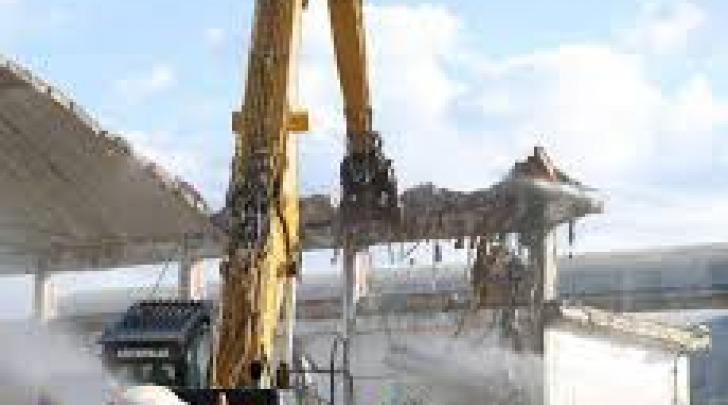 demolizioni ex cofa