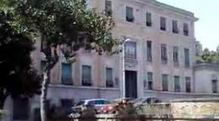 L'ex sanatorio San Camillo di Chieti