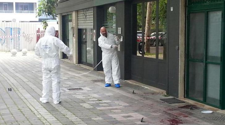 L'omicidio di Giandomenico Orlando