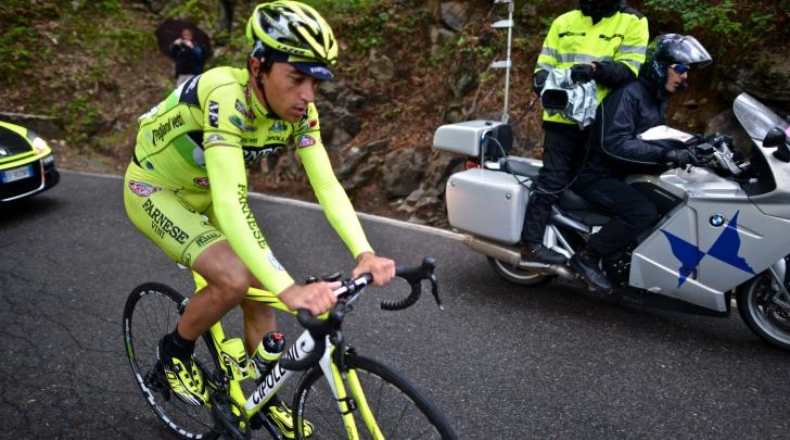 Matteo Rabottini, Giro D'Italia