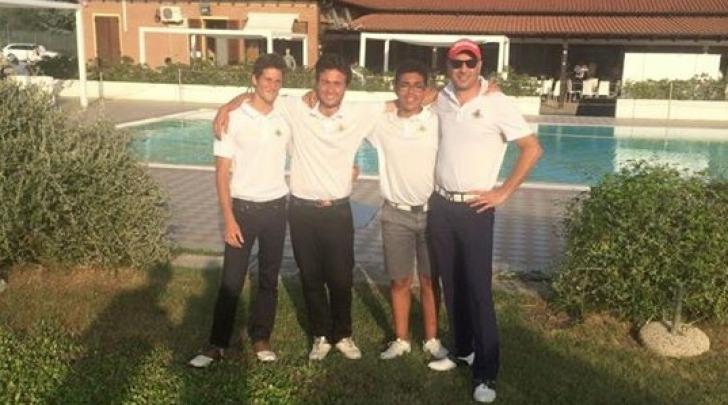 Golf Miglianico promosso in A1
