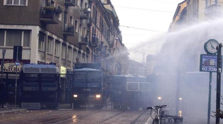 Milano, scontri NoExpo
