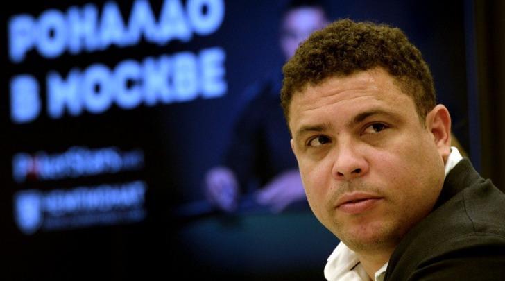 Ronaldo - Sito FIFA / AFP PHOTO / VASILY MAXIMOV