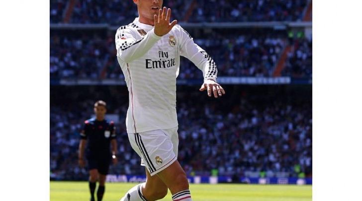 Cristiano Ronaldo - Instagram