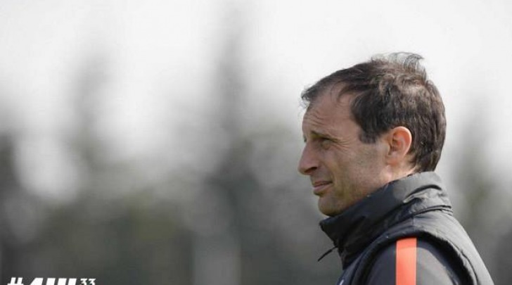 Massimiliano Allegri Facebook