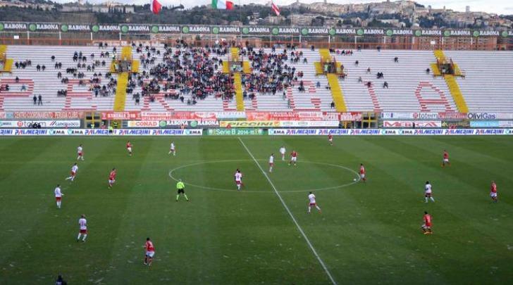 Stadio Perugia-foto ansa
