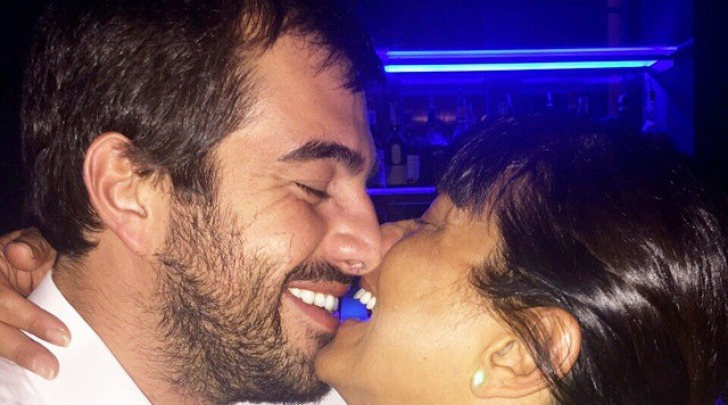 Ana Laura Ribas e Marco Uzzo - Instagram