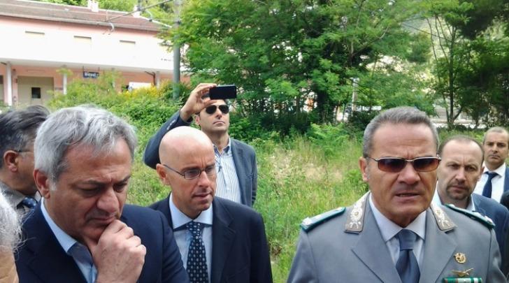 Alessandro Brandi - commissione parlamentare- foto Ansa