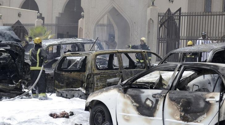 Arabia Saudita, attacco kamikaze