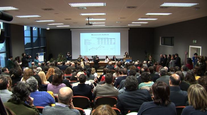 UnivAq, cerimonia di inaugurazione Anno Accademico 2013-2014