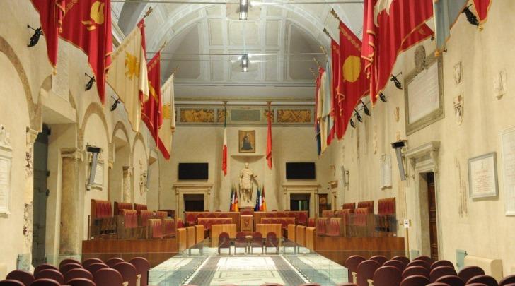 Aula Giulio Cesare - foto comune.roma.it
