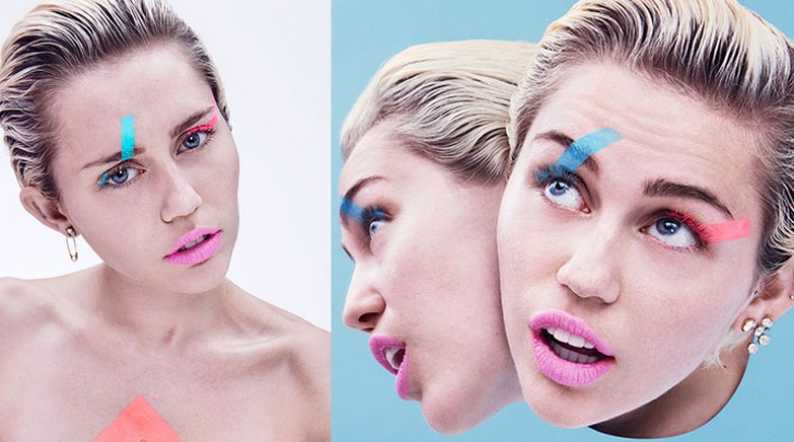 Miley Cyrus Bisessuale