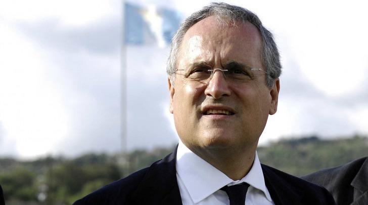 Claudio Lotito - foto da infophoto