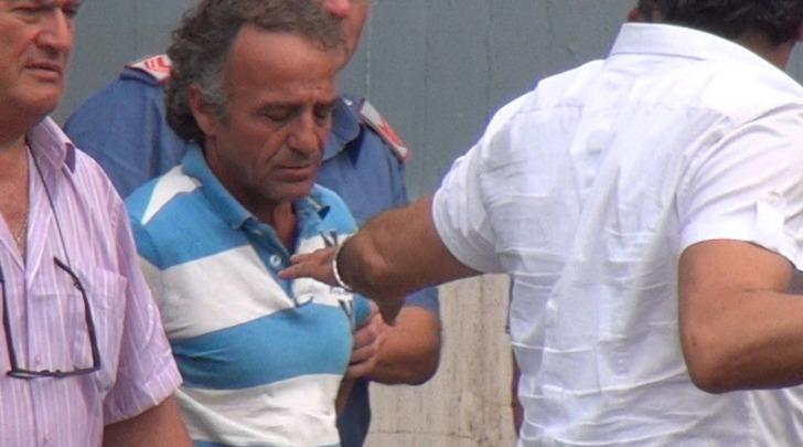 Carabinieri-arresto  Arjan Ziu