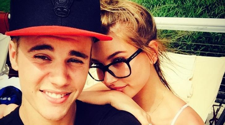Justin Bieber e Hailey Baldwin in vacanza a Miami Instagram