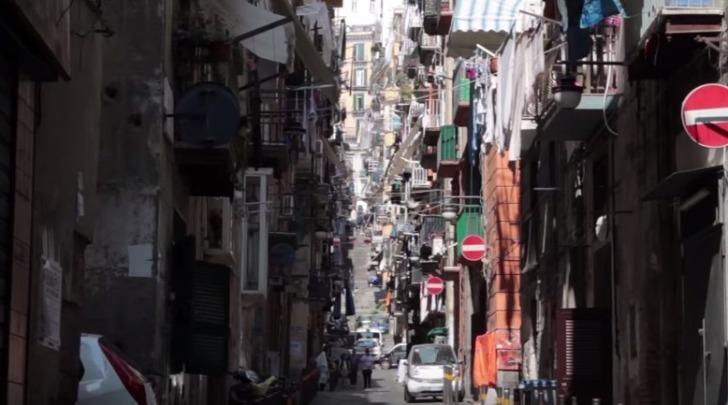 Napoli - Quartieri Spagnoli