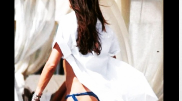 Elisabetta Gregoraci su instagram