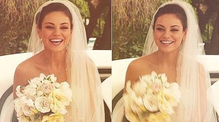Mila Kunis su instagram