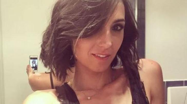 Caterina Balivo su instagram