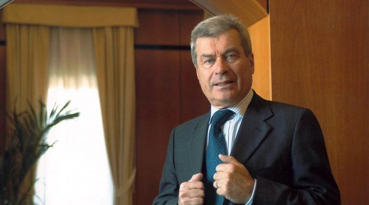 Carlo Sangalli - foto da confcommercio