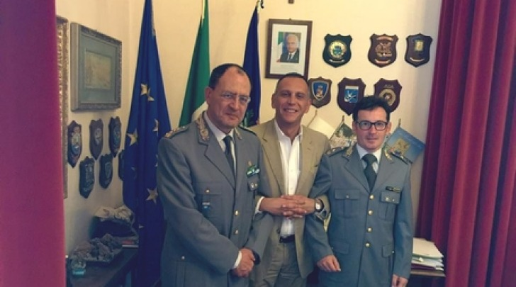 Marco Alessandrini e Giancarlo D'Amato