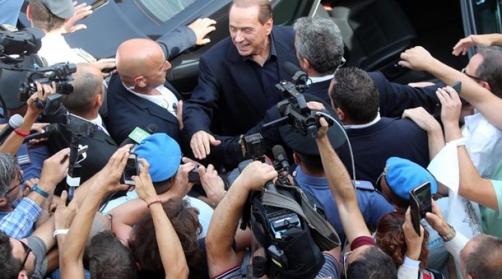 Silvio Berlusconi Expo