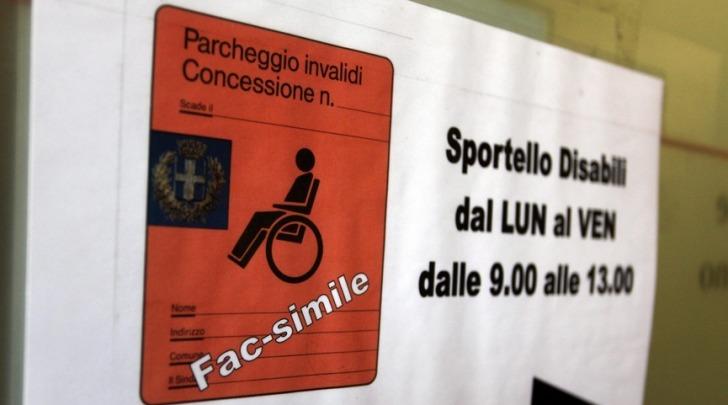 sportello disabili