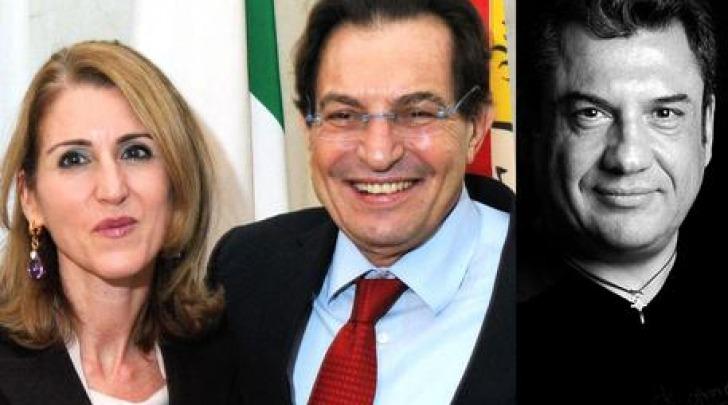 Lucia Borsellino, Crocetta e Matteo Tutino
