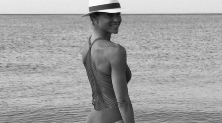 Martina Colombari su instagram