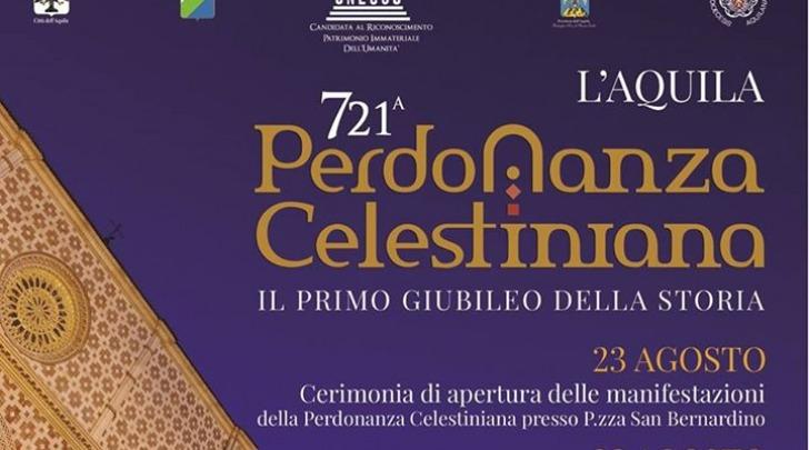 La 721esima edizione Perdonanza celestiniana