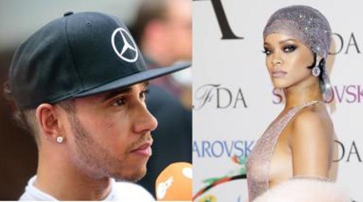 Lewis Hamilton e Lewis Hamilton